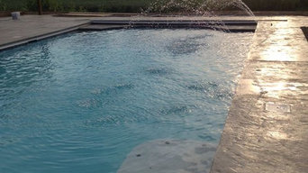 Gunite Pool - Summer 2013