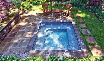Gunite Spa & Tile