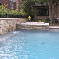 Traditional Pool by Gym & Swim Inc