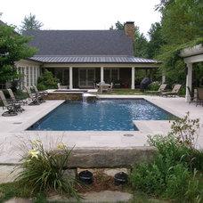 Traditional Pool by Gym & Swim Inc