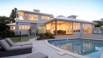 Hampton's Style Home / Exterior