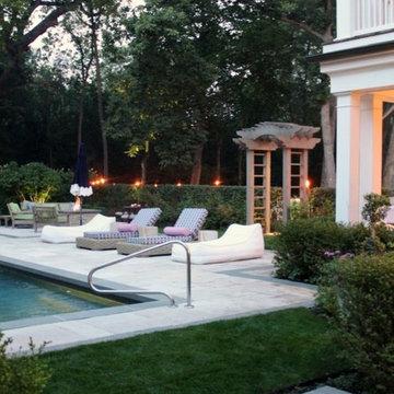 Hamptons Style Landscape