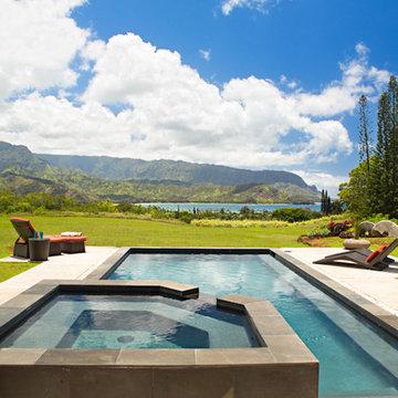 Hanalei Bay Vista Estate