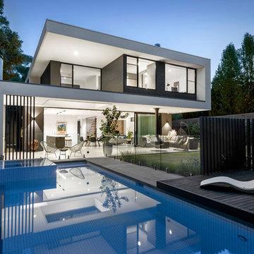 HARFLEUR HOUSE - RAW ARCHITECTURE