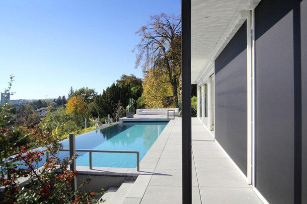 Modern Pools by Markus Mucha