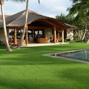Hawaiian Beachfront Residence