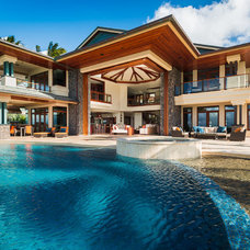 Tropical Pool by Smith Brothers