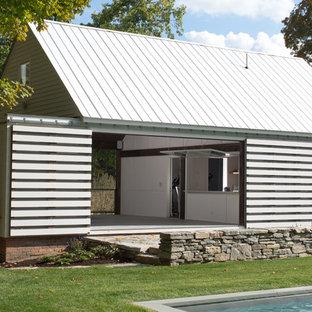 Hawthorne Pool House