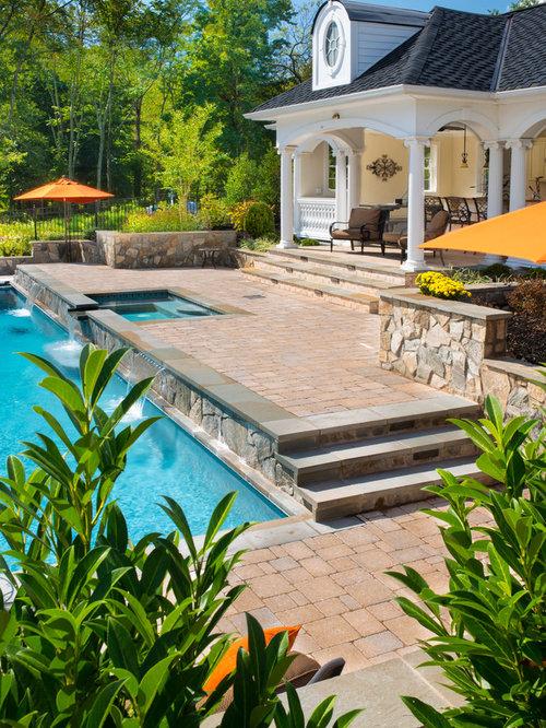 Fotos de piscinas | Diseños de casas de la piscina y piscinas ...