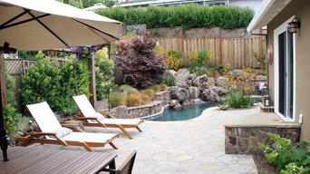 Healdsburg Backyard Pool