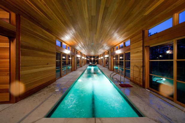 Classique Chic Piscine by Austin Design Inc