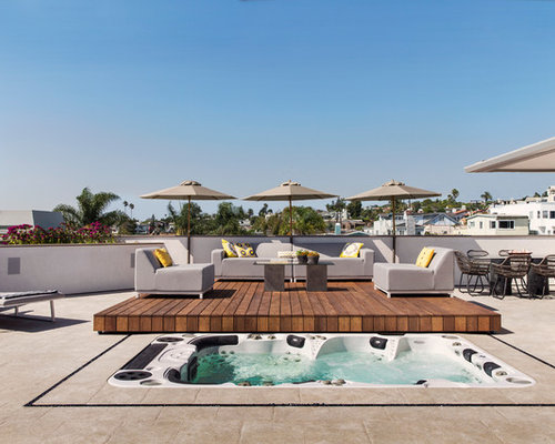 15+ Best Stone Rooftop Pool Ideas & Remodeling Photos | Houzz
