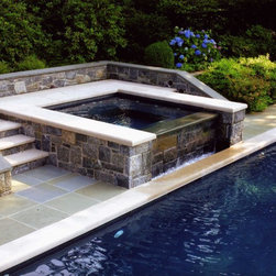 Contemporary Newark Pool Design Ideas Pictures Remodel