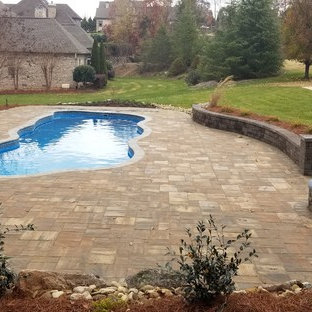 High Point Pool and Outdoor Living area