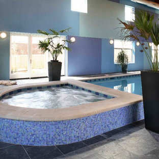 Highland Park Indoor Swimming Pool and Hot Tub