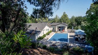 Hillsborough - Mediterranean Villa