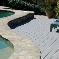 Contemporary Pool by {environmental concept}