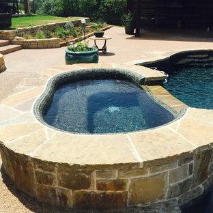 Hillside Pool + Spa