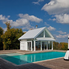 Farmhouse Pool by Peter A. Sellar - Architectural Photographer
