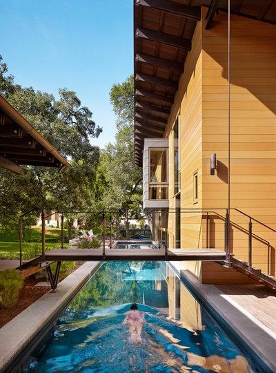 Visite priv e retraite au bord du lac austin au texas for Best houses in america