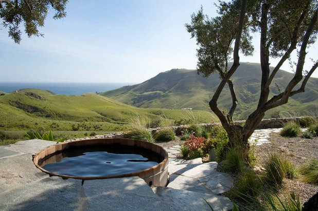 Rustic Pool by Holly Lepere - Lepere Studio, Photographer