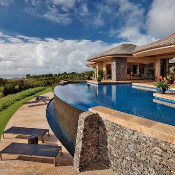 Honolua Ridge, Maui, Residence