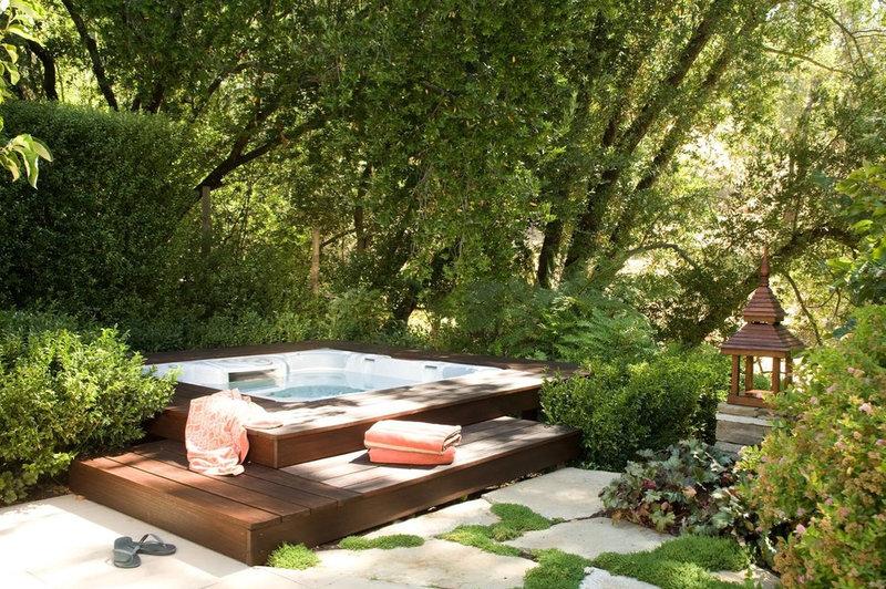 традиционный бассейн Кристофер Гувера - Экологическая Дизайнерские услуги