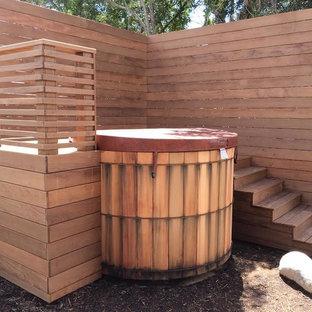 Hot Tub Enclosure
