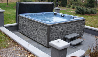 Hot Tub Installation - Tom's House