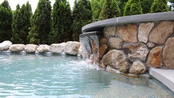 Hot Tub Veneer