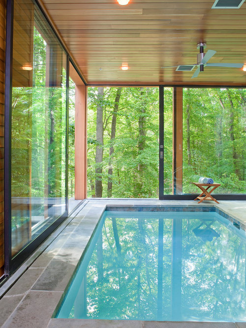 Small Indoor Pool Ideas, Pictures, Remodel And Decor