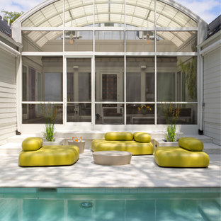 House of Light: Chevy Chase, Maryland Home inspired by Hugh Newell Jacobsen