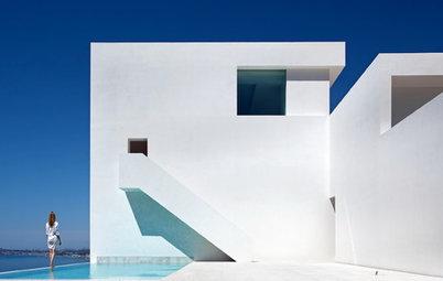 Kleine Fluchten: 44 himmlisch schöne weiße Häuser