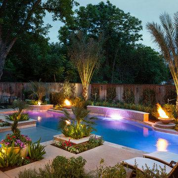 Houston Custom Pool Design