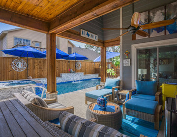 Houston Pools | Small Spaces