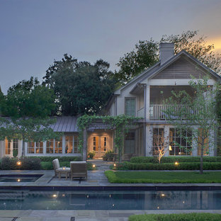 Houston Residence and Poolhouse