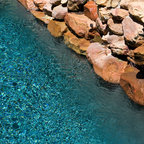 Ladera Traditional Pool Los Angeles By Lewis