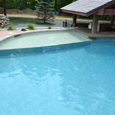 Traditional Pool by Legendary Escapes Pools