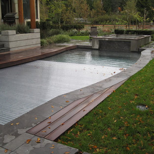 Automatic Pool Cover Houzz