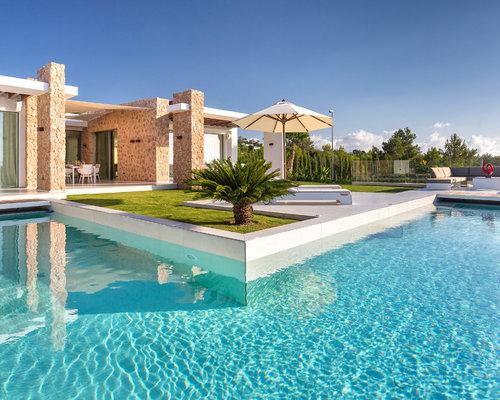 Fotos de piscinas dise os de piscinas grandes de for Ver piscinas grandes