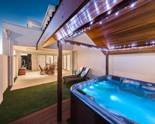 Piscine hors sol moderne photos et id es d co de piscines for Piscine minimaliste