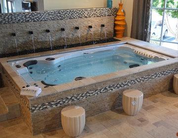 Imagine Backyard Living Showroom Hydropool
