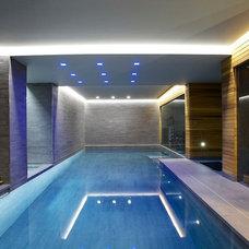 Modern Pool by Design by Guncast