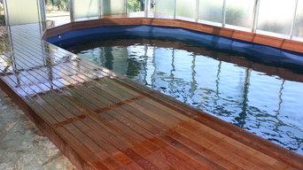 indoor pool renovation