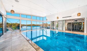Indoor Pool - WINNER - Best Residential Pool 2019 - Master Builders Awards