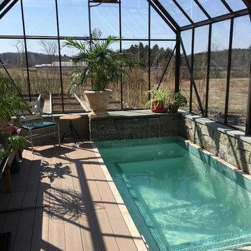 Indoor Spa-Pool