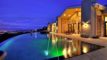 Infinity Edge Pool & Fountains