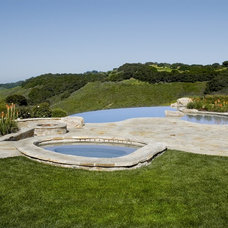 Mediterranean Pool by Aquatic Technology Pool and Spa