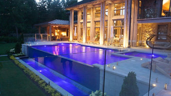 Infinity Pool in Senneville