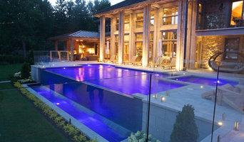 Infinity Pool in Senneville
